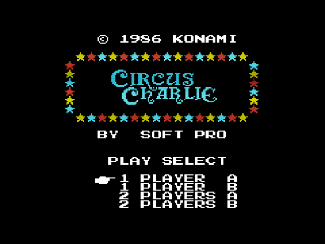Circus Charlie 1