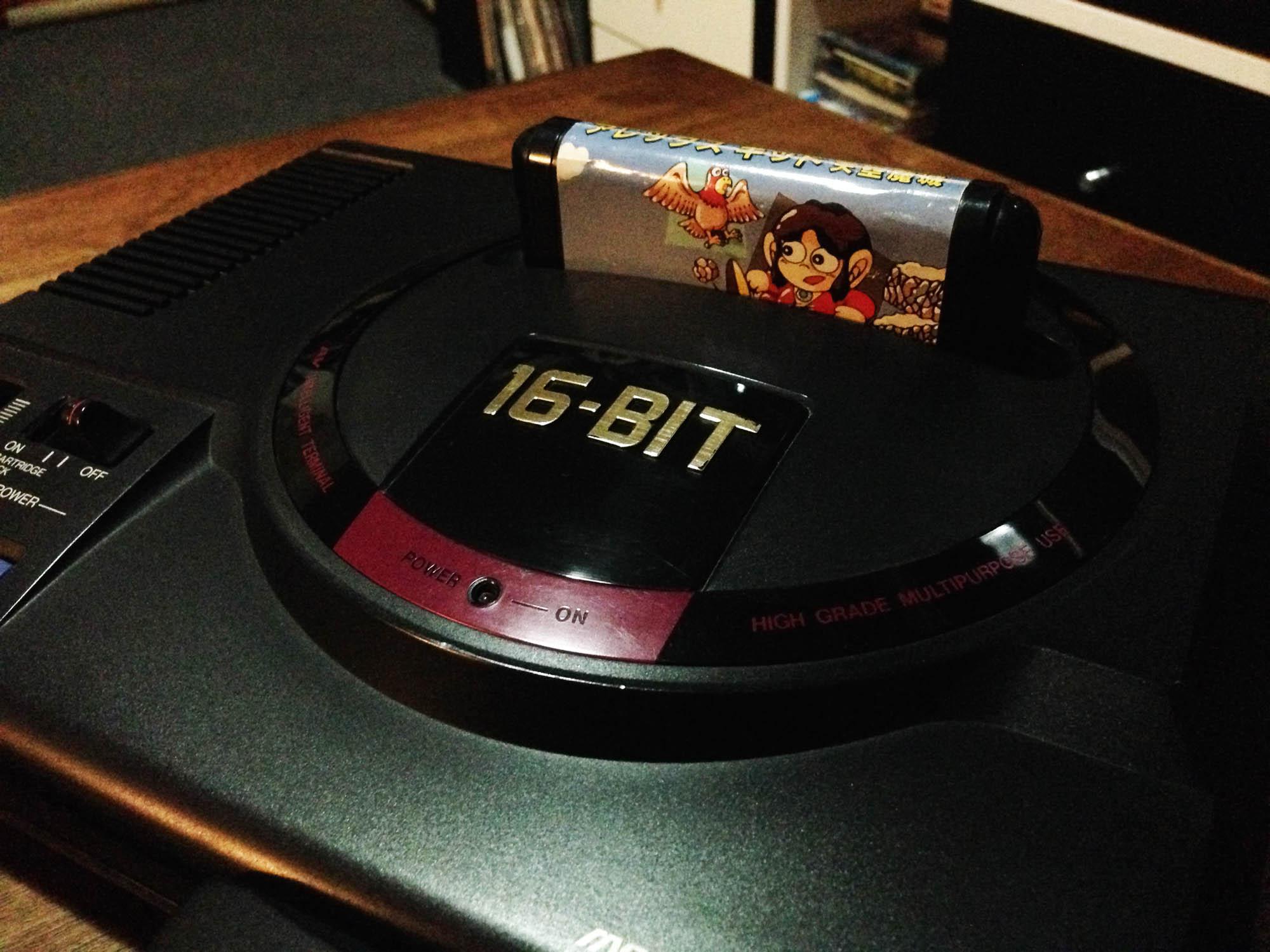 Sega Mega Drive   U30e1 U30ac U30c9 U30e9 U30a4 U30d6   U2013 Nintendo Sega Japan