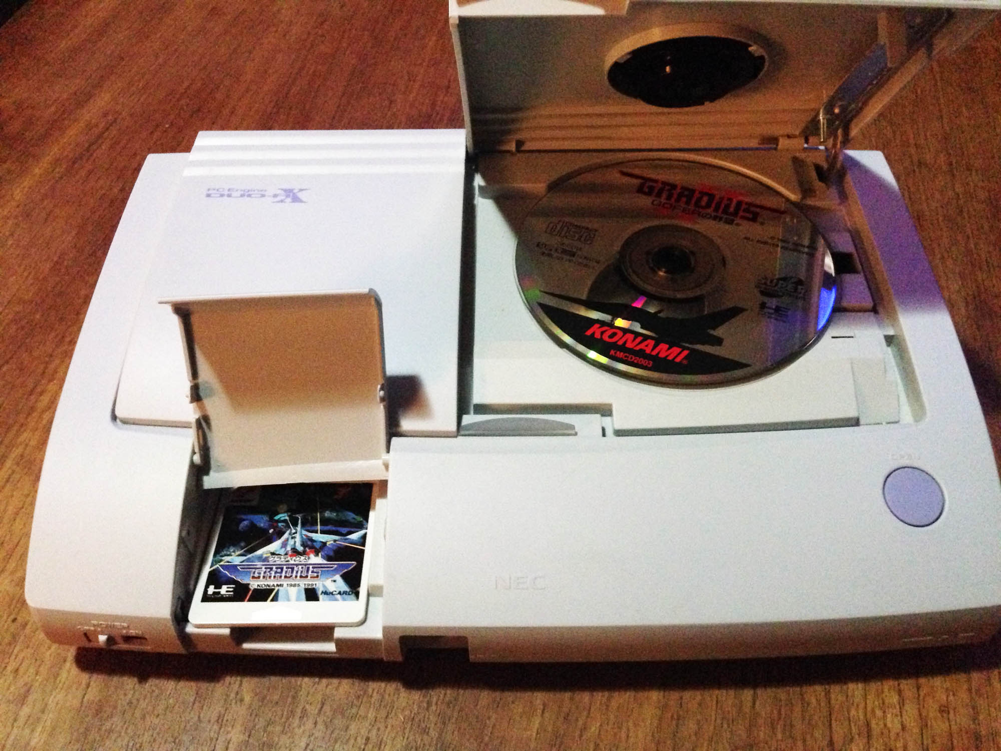 The NEC PC Engine – The Original Hardcore Machine – Nintendo